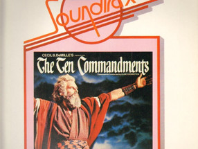 Elmer Bernstein - The Ten Commandments - Soundtrack Review