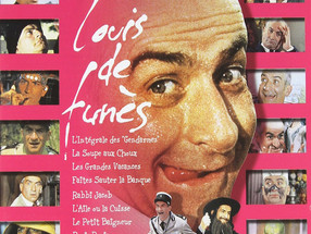 Louis de Funès-Bandes Originales des Film - Soundtrack Review