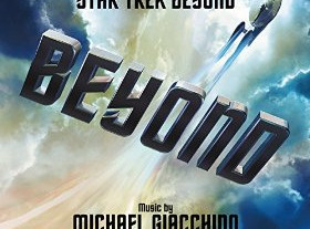 Star Trek Beyond - Michael Giacchino - Soundtrack Review