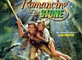 Romancing the stone - Alan Silvestri - Soundtrack Review