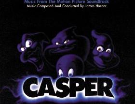 Casper - James Horner - Soundtrack Review