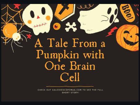 A Tale From a Pumpkin with One Brain Cell