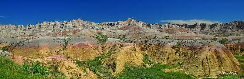 Badlands Range