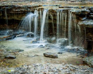 Falls @ Platte River State Park, Nebraska