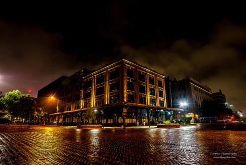 Rainy Old Market