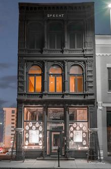 Specht Building downtown Omaha, Nebraska