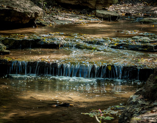 Small Watefall @Platte River State Park