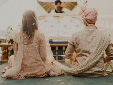 You're Invited! A Guide to Sikh Weddings