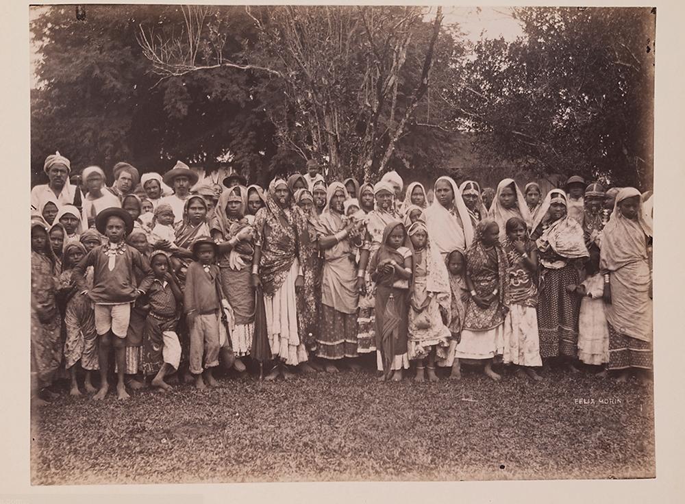 Indo-Caribbean People