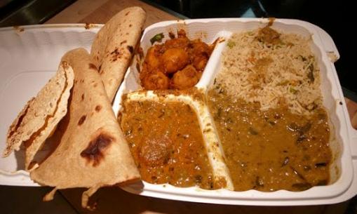 South Asian comfort food