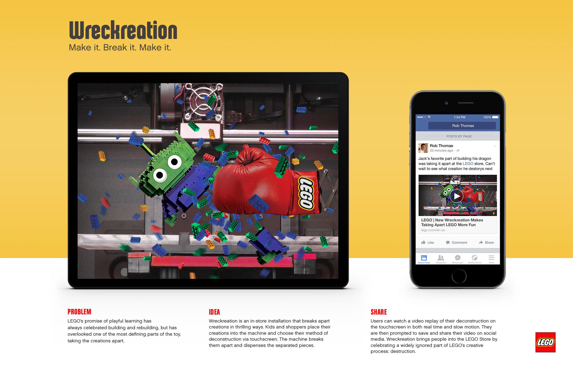 Wreckreation Screen
