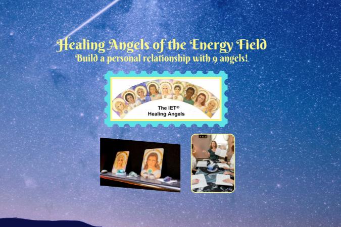 ONLINE Healing Angels workshop