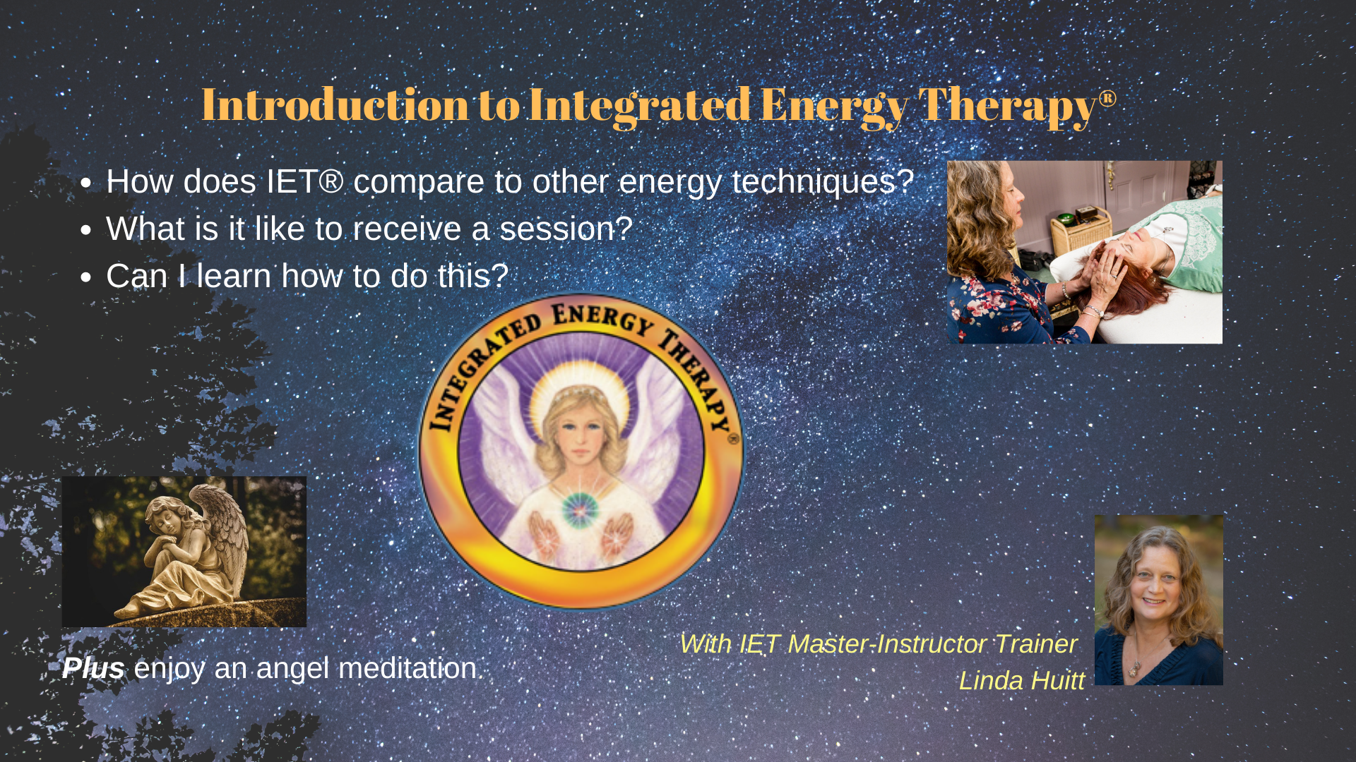 Intro to Integrated Energy Therapy *FREE