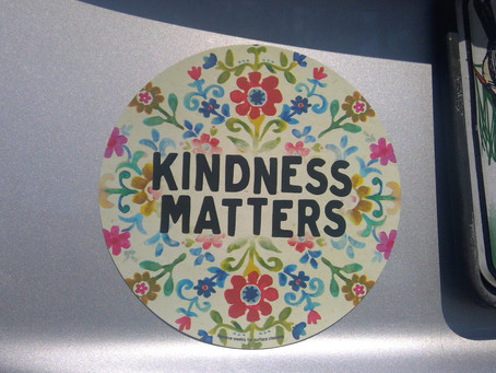 Finding Strength through Kindness