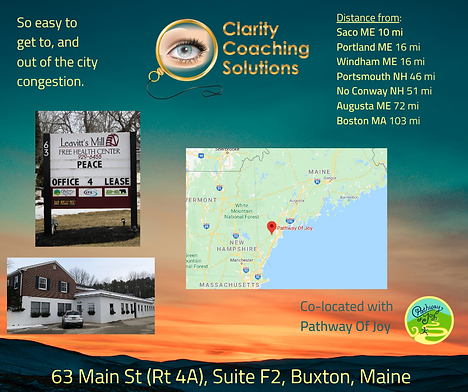 Clarity Coaching Solutions location.png