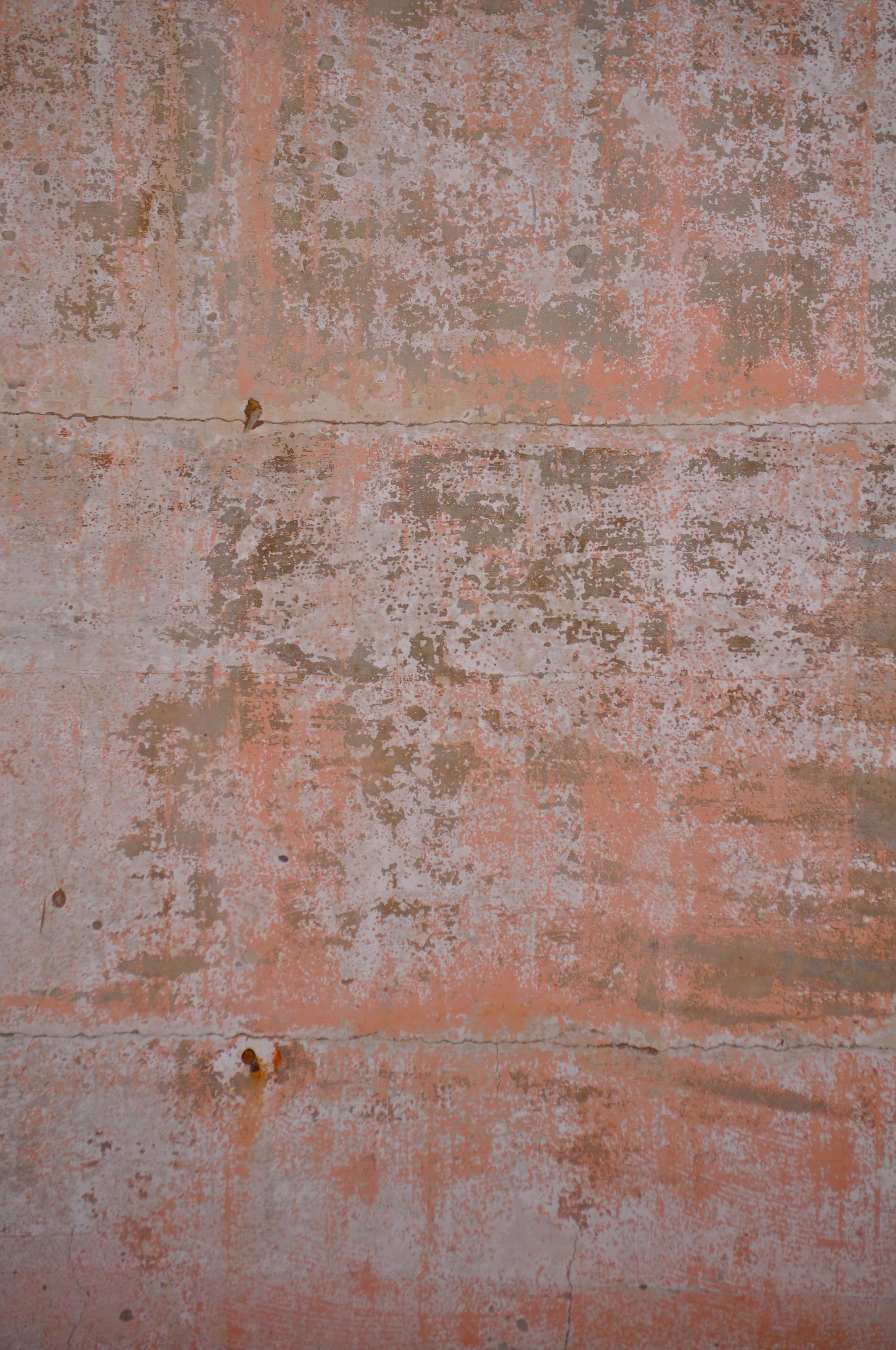Yale-Columbia pink concrete