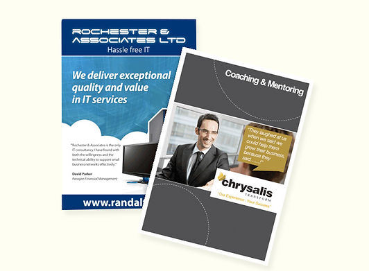 Leaflet and Flyer Prining