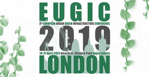 Nature4Cities will attend to the H2020 Sessions during EUGIC 2019
