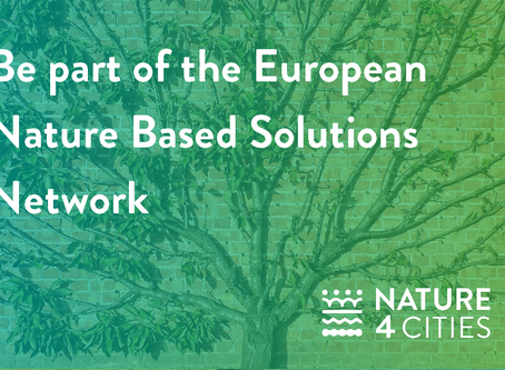 Nature4Cities is part of the European Family of NBS projects!