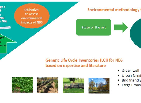 Environmental impact of NBS: assessing environmental performance of NBS & potential trade-offs