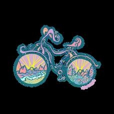 Bike Blueish