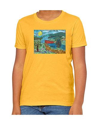 Landscape Toddler and Child Shirts, by Debbie Jacknin