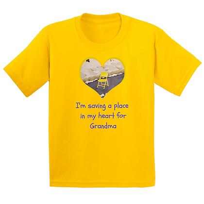 Pittsburgh Toddler & Child Shirts, Art by Katya Malkin