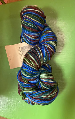 3 Rivers Heritage Trail, yarn by Strings & Strands