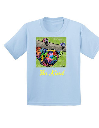 Animal Pop Art Child Shirts, by April Minech