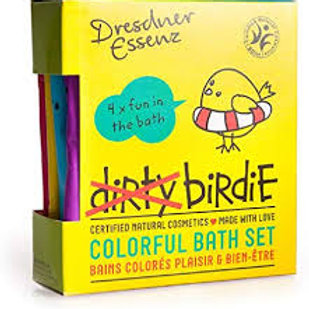 Colourful Bath set for Kids (5x50g)