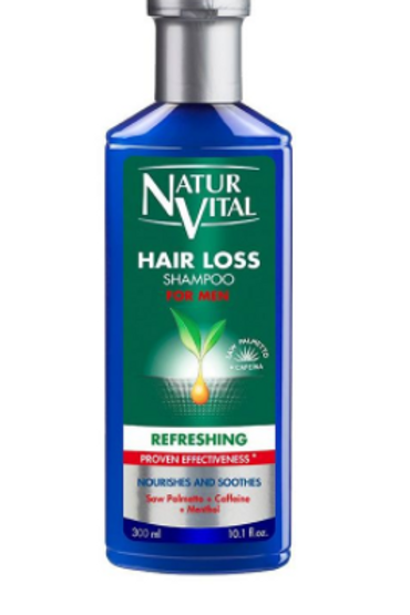 Natur Vital Hair Loss Shampoo For Men (300 ml)