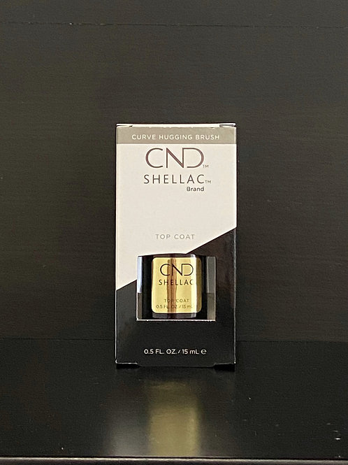 CND Shellac Top coat (15ml)