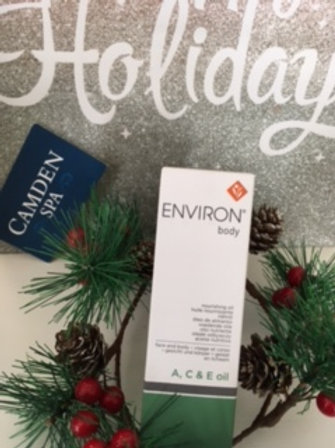 Gift: Vitamin A, C, & E Body Oil (100ml)