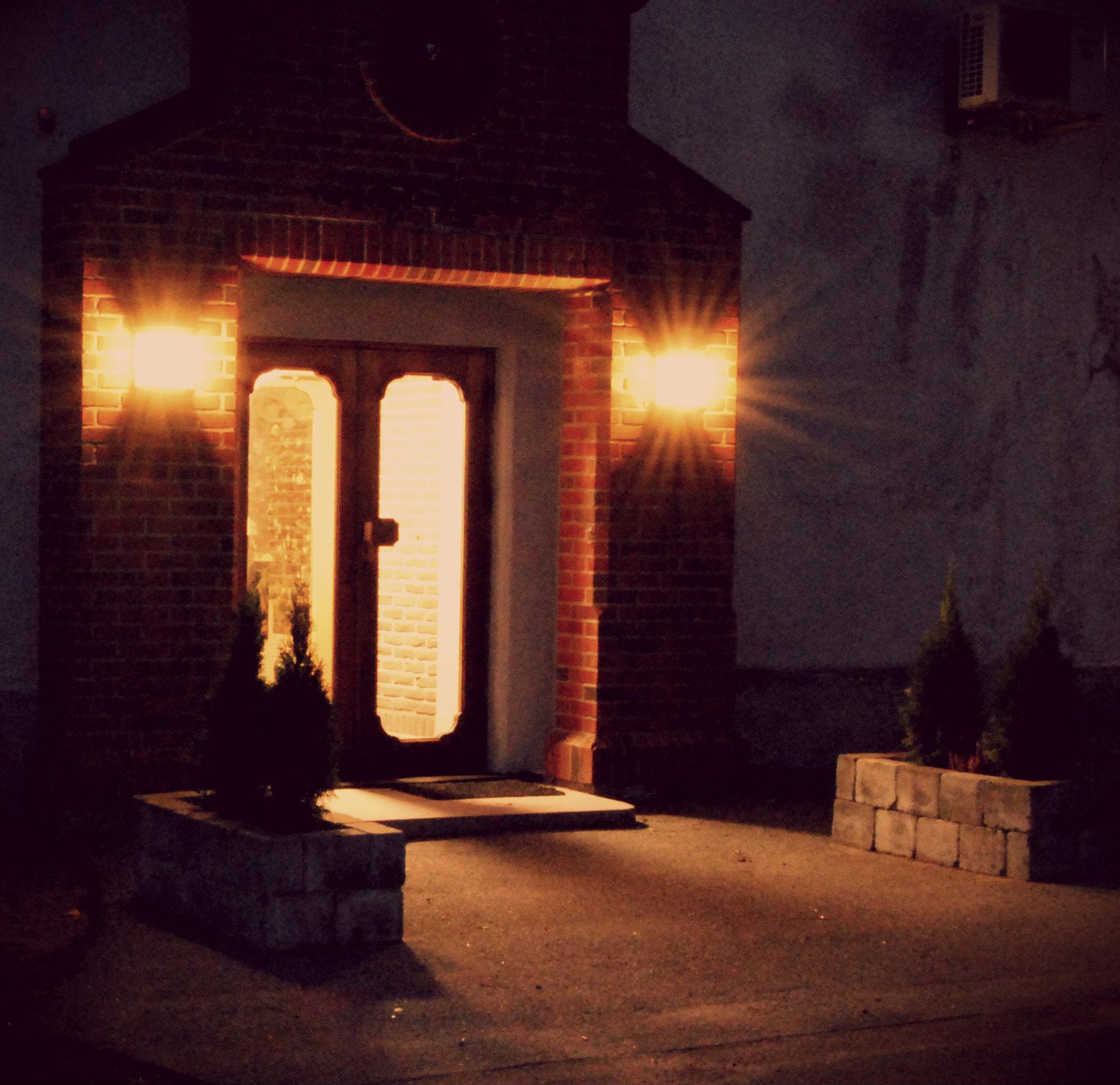 Gjærhuset inngang
