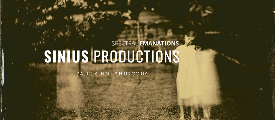 "Royalty-Free Music by SINIUS productions, ""In association with Spectral Emanations."""