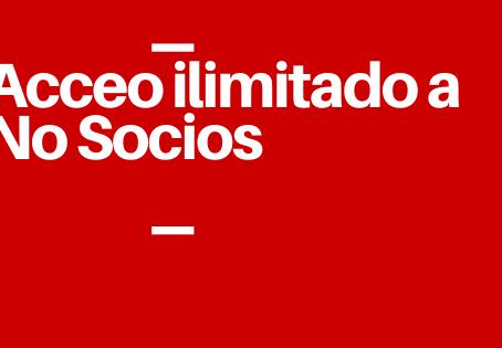 Acceso ilimitado a no Asociados a Hapkido Figueres