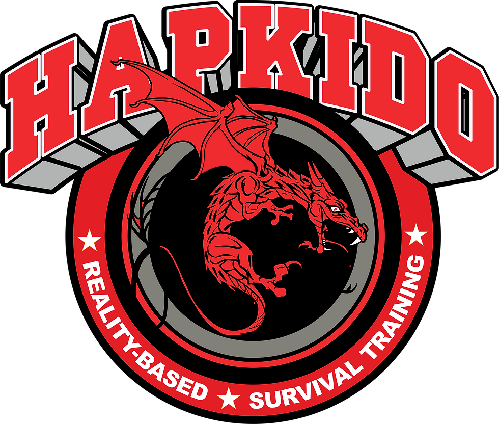 HKF_001_02 Logo Hapkido Reality BasedHKD