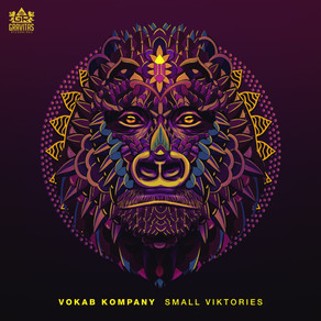 Vokab Kompany Vocalizes Raw Talent with the Release of Their LP, Small Viktories