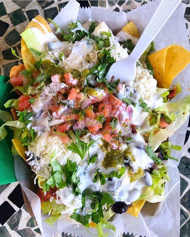Nacho Salad Bowl