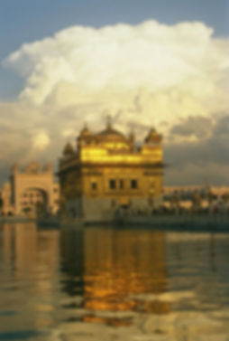 The 16-th Century Golden Temple by Marti