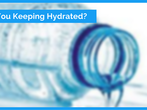 Are You Keeping Hydrated?