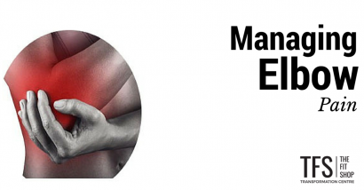 Managing Elbow Pain