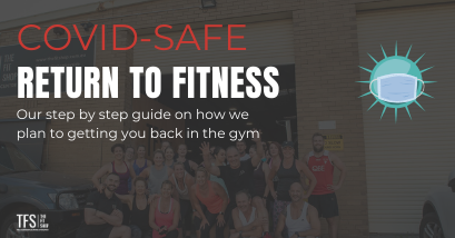 A Covid-Safe Return to Fitness