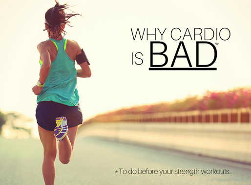 Why Cardio Is Bad For Fat Loss