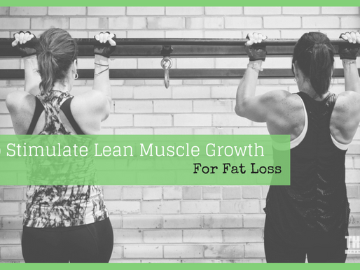 Ways to Stimulate Lean Muscle Growth