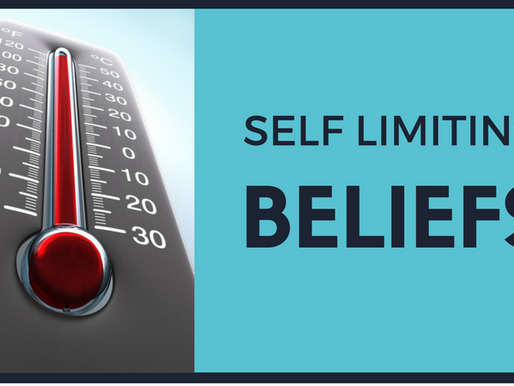 Self Limiting Beliefs
