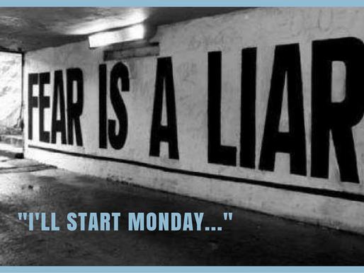 I'll Start Monday!