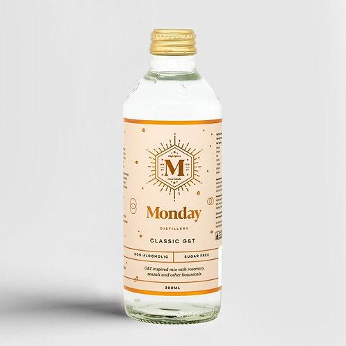 Monday distillery - Non-Alcoholic Classic G&T