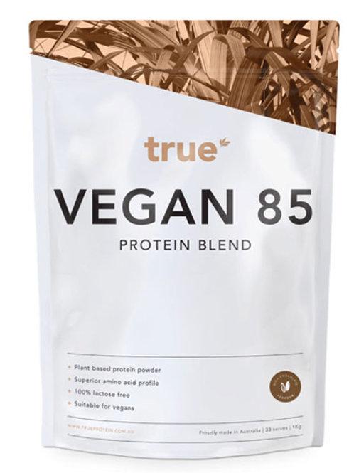 TRUE PROTEIN VEGAN 85 Protein Blend
