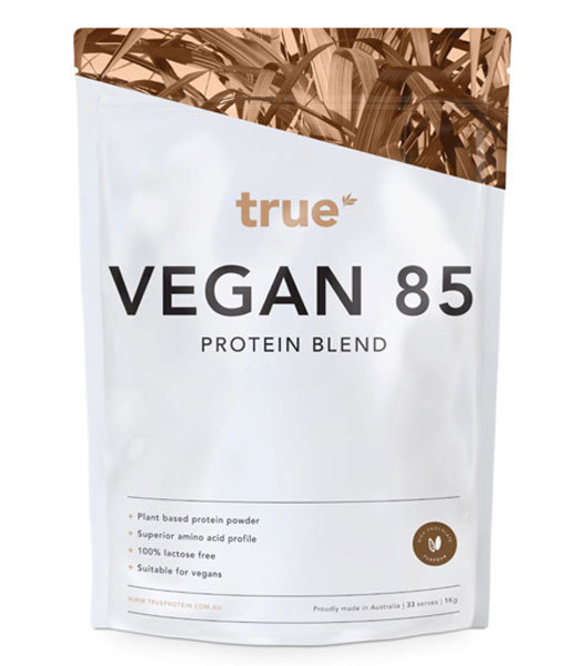 TRUE PROTEIN VEGAN 85 Protein Blend | thefitshop